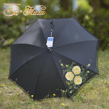 180423日傘黄薔薇-1
