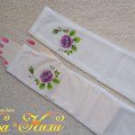 190503紫薔薇アームカバー白-1